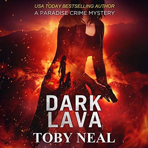 Dark Lava audiobook cover art