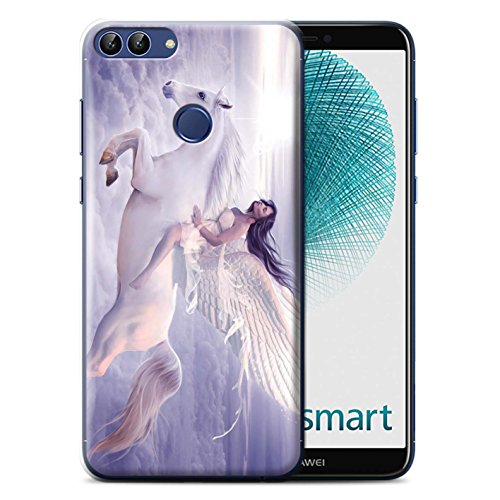 Elena Dudina eSwish Phone Case/Cover/Skin/HUAGP-CC/Fantasy Angel Collection Huawei P Smart Ik kan vliegen