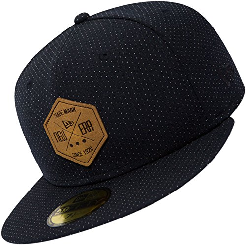 New Era NE Hex Patch Cap 7 3/8 navy