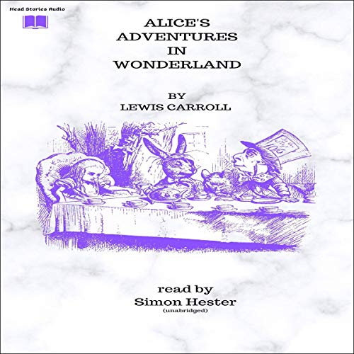 Couverture de Alice's Adventures in Wonderland