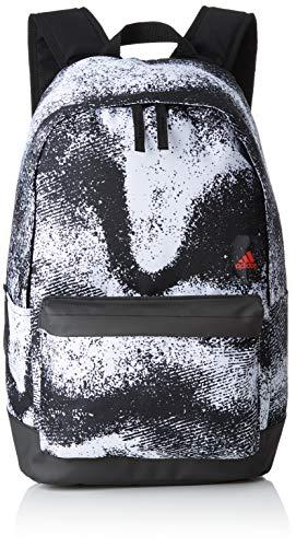 Adidas Training Mochila Tipo Casual 46 Centimeters 25 Negro (Black/Black/White)