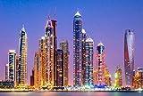 Puzzles 3D Piezas Puzzles Rompecabezas De 1000 Piezas De Madera Puzzl Dubai Rompecabezas De Madera Diy Mural Moderno Regalo Único Decoración Del Hogar Regalo De Vacaciones Moderno Juego Intelectual 7