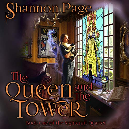 The Queen and the Tower  cover art