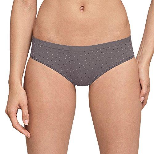 Schiesser Damen Selected Premium (2er Pack) Hipster, Mehrfarbig (Sortiert 1 901), 38 (Herstellergröße: 038)