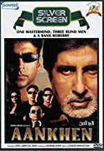 Aankhen (Brand New Single Disc Dvd, Hindi Language, With English Subtitles, Released By Shemaroo)