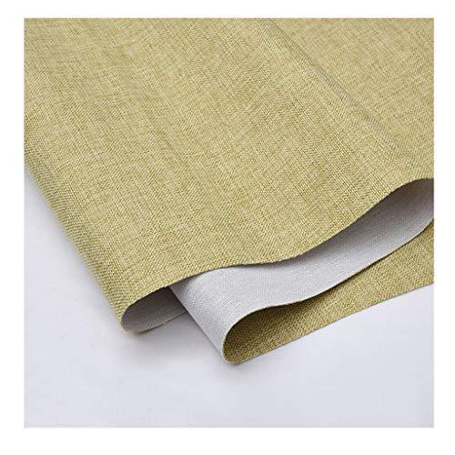 yankai 100% katoenen stof linnen katoen linnen effen sofa linnen tafelkleed sofabekleding vaste breedte 145 cm NIU