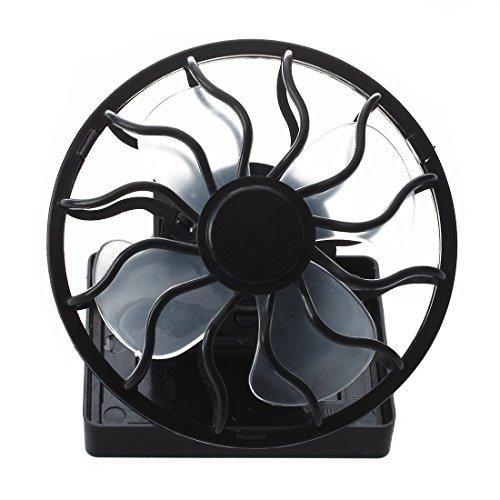 TOOGOO(R) Ganchos de bolsillo de ventilador Gorro de ventilador deportivo Solar Hat