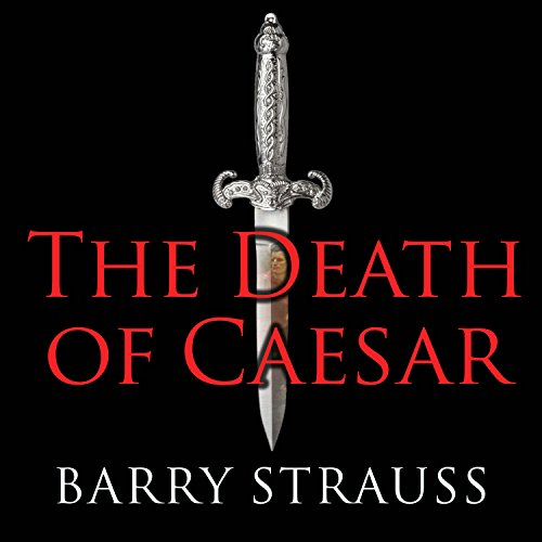 The Death of Caesar audiobook cover art