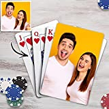 Custom Playing Cards Personalized Photo...