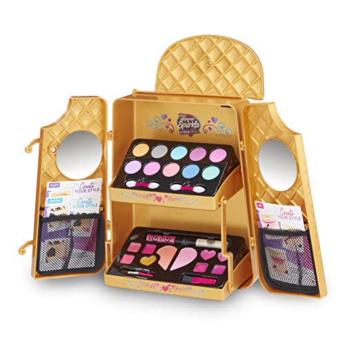 Shimmer and Sparkle 07314 Instaglam All in one Beauty Makeup Backpack
