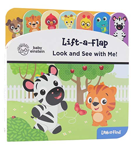 Baby Einstein: Look and See with...