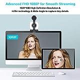 Zoom IMG-2 webcam per pc melcam 1080p