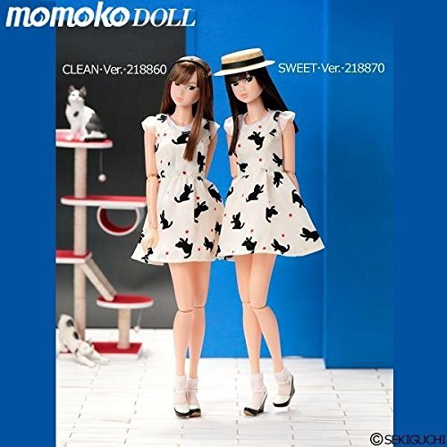 Momoko 1/6 Fashion DOLL Dancing with Kittens CLEAN Ver. New From Japan F/S