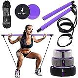PilateBody Gym, Pilates Home Workout Equipment for Women, Home Gym Equipment Set with Pilates...
