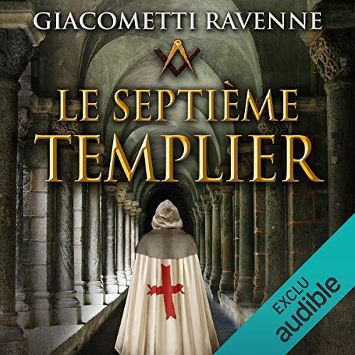 Le septième templier audiobook cover art