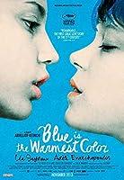 b直輸入、小ポスター、カナダ版「アデル、ブルーは熱い色」アデル・エグザルホプロス、レア・セドゥ、Blue Is the Warmest Colour、#6362