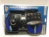 PELICAN PL631 PS2 Arcade Fighter Fully Analog Joystick