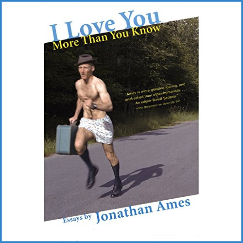 I Love You More Than You Know audiobook cover art