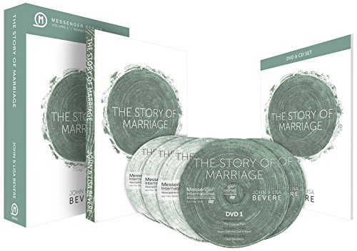 The Story of Marriage Curriculum (BOOK+DVD+CD)