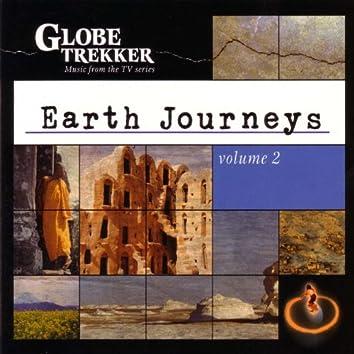 Globe Trekker: Earth Journeys volume 2