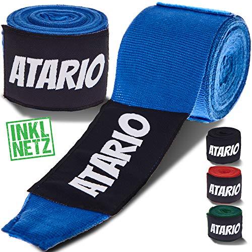 ATARIO Premium Boxbandagen mit...