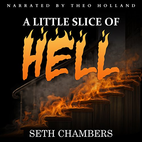 A Little Slice of Hell audiobook cover art