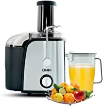 Clikon 1.5 Liter Fresh Juice Extractor - Ck2254, Stainless Steel Material