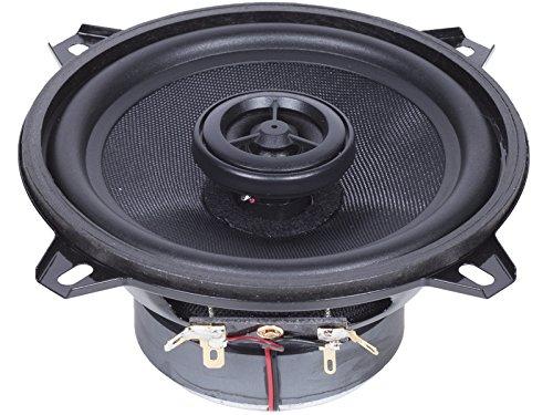 Sistema de audio para el coche, 200 W, reequipamiento para su VW T4 90 – 96. Lugar de montaje delantero: puertas/trasero: – La preparación del altavoz debe estar disponible.