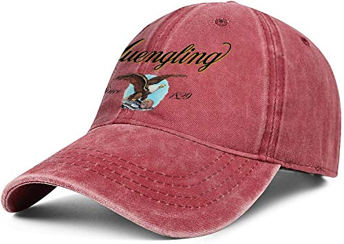 Avtong Men/Womens Yuengling- Adjustable Hunting Cap Vintage Strapback Hat,Beer Yuengling,One Size