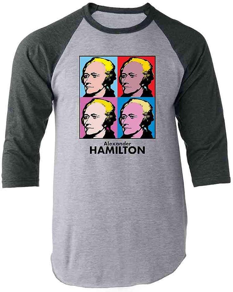 Alexander Hamilton Pop Art