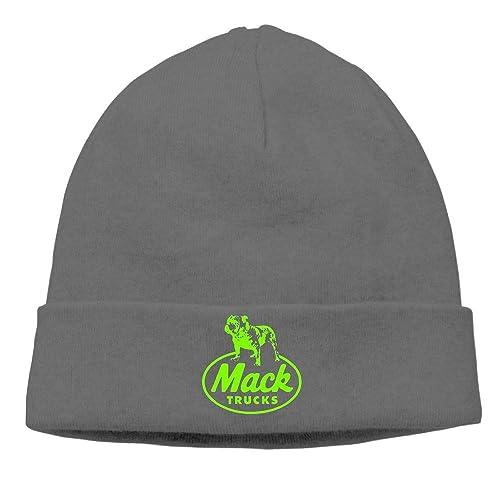 06a4610981ef4 Mack Trucks Warm Beanie Hats Unisex Knit Skull Cap