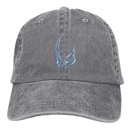 ZQLXD Sta/r Wars Unisex Baseballmütze Trucker Cap Schirmmütze Baseball Caps Dad Hat Gr. One size, grau