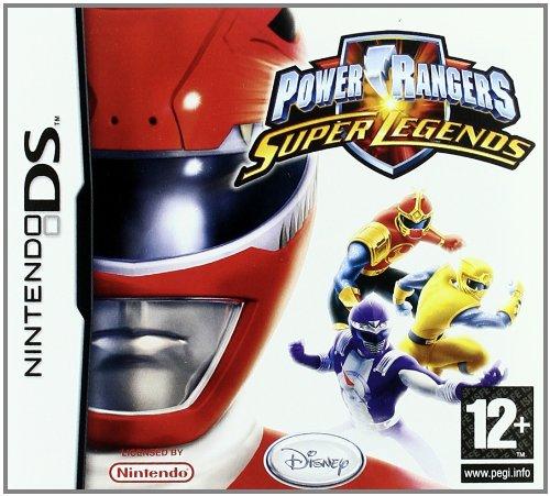 Disney Power Rangers: Super Legends, NDS