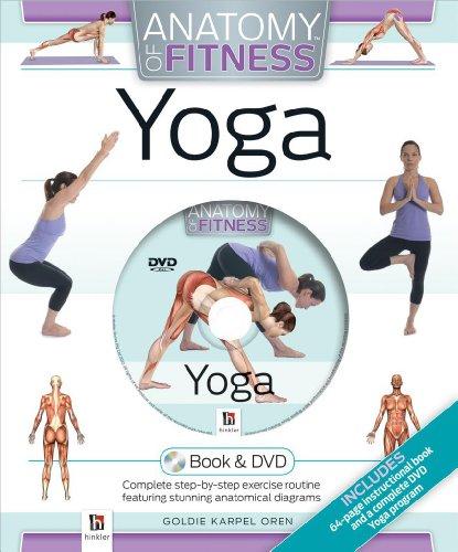Cased Gift Box DVD Anatomy of Fitness Yoga
