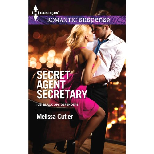 Secret Agent Secretary audiobook cover art