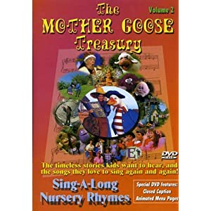 Mother Goose Treasury - Vol. 2