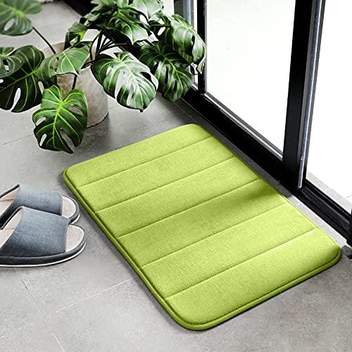 Rectangle 60x90cm Microfiber Soft Shower Mat Bath Mats for Bathroom Non Slip Machine Washable Soft Absorbent Doormat Indoor