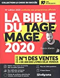 La Bible du TAGE MAGE - 10e édition 2020 - Visez plus de 500 - Fiches - 15 Tests blancs - Plus de 2500 questions