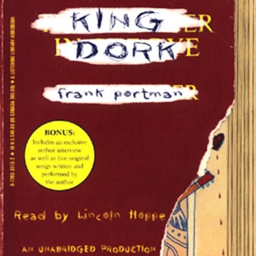 King Dork cover art