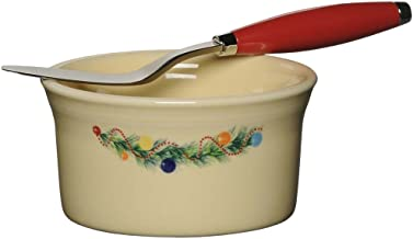 product image for Fiesta Christmas Tree Dip and Spreader Set