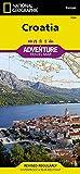 Croatia (National Geographic Adventure Map, 3324)