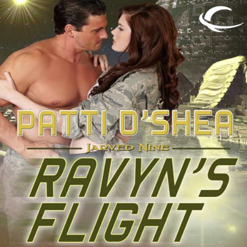 Ravyn's Flight audiobook cover art