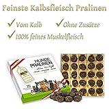 Alto-Petfood - Premium Hunde-Pralinen vom Kalb   in hochwertiger Geschenk-Box   100% Naturprodukt   besondere Hundeleckerlies (Kalb, 2 Packungen)