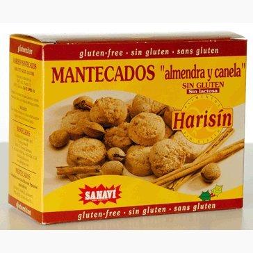 MANTECADOS SIN GLUTEN 200 gr