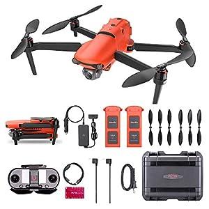 Autel Robotics EVO 2 8K Cramera Drone 40 Minutes Flight Time Foldable Quadcopter Drone with Drone Accessorise Kit…
