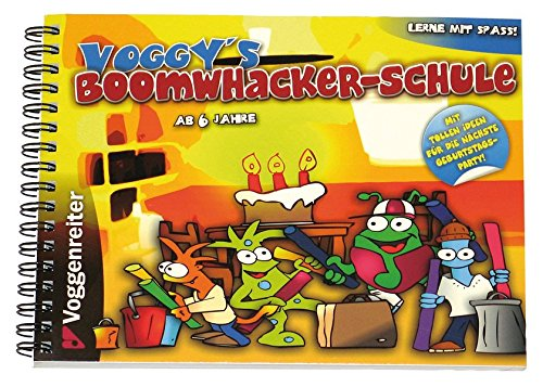 Voggy\'s Boomwhacker-Schule