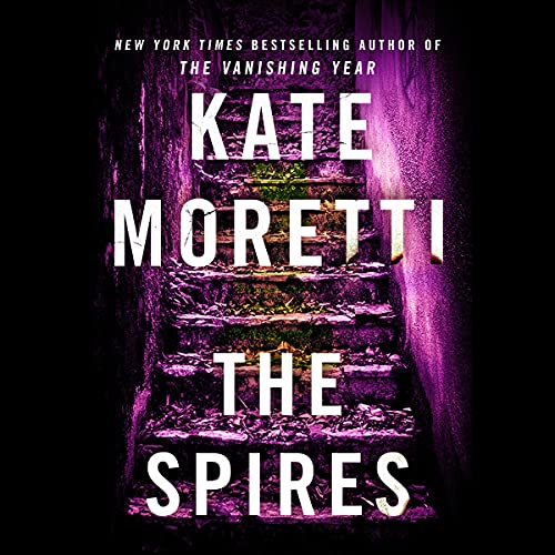 The Spires cover art