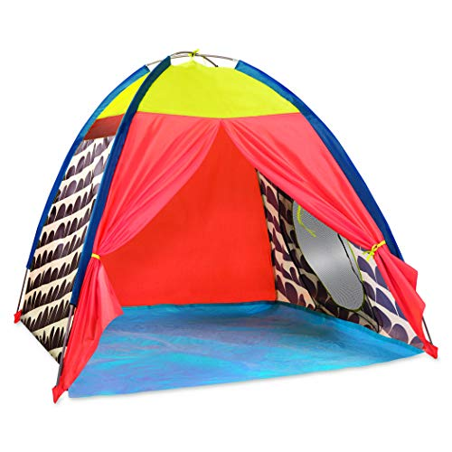B. Toys – The Great Outs'mores Tent – Play Tent for Kids – Indoor & Outdoor Playhouse – Portable – 18 Months +