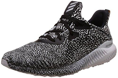 adidas Damen Alphabounce Aramis Laufschuhe, Black (Negbas/Ftwbla/Gricla), 37 EU
