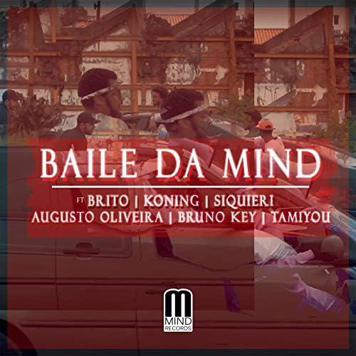 Mind Records, Brito, Koning, Siquieri, Augusto Oliveira, Bruno Key & Tamiyou